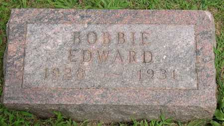PETERSON, BOBBIE EDWARD - Linn County, Iowa | BOBBIE EDWARD PETERSON