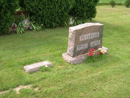 PETERSON, FAMILY PLOT - Linn County, Iowa   FAMILY PLOT PETERSON