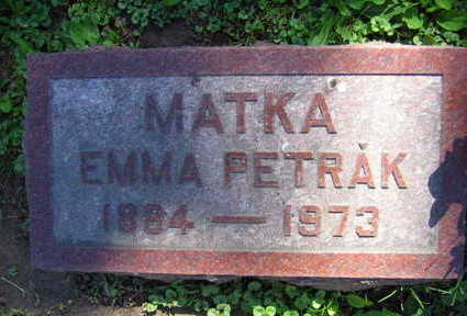 PETRAK, EMMA - Linn County, Iowa | EMMA PETRAK