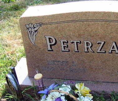PETRZALEK, BETTY L. - Linn County, Iowa | BETTY L. PETRZALEK