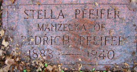 PFEIFER, STELLA - Linn County, Iowa | STELLA PFEIFER