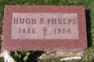 PHELPS, HUGH F. - Linn County, Iowa | HUGH F. PHELPS