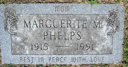 PHELPS, MARGUERITE M. - Linn County, Iowa | MARGUERITE M. PHELPS