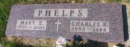 PHELPS, MARY E. - Linn County, Iowa   MARY E. PHELPS