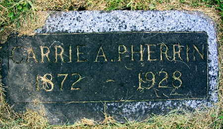 PHERRIN, CARRIE A. - Linn County, Iowa | CARRIE A. PHERRIN