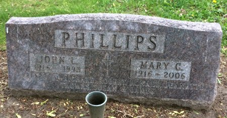 PHILLIPS, JOHN L. - Linn County, Iowa | JOHN L. PHILLIPS