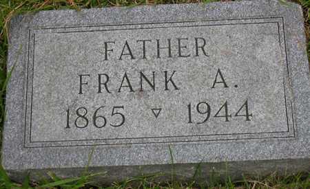 PHILLIPSON, FRANK A. - Linn County, Iowa   FRANK A. PHILLIPSON