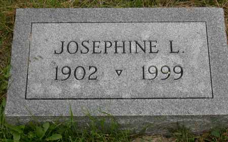 PHILLIPSON, JOSEPHINE L. - Linn County, Iowa | JOSEPHINE L. PHILLIPSON
