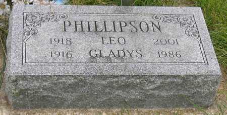 PHILLIPSON, GLADYS - Linn County, Iowa | GLADYS PHILLIPSON