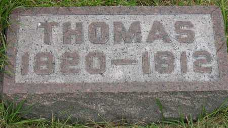 PHILLIPSON, THOMAS - Linn County, Iowa | THOMAS PHILLIPSON