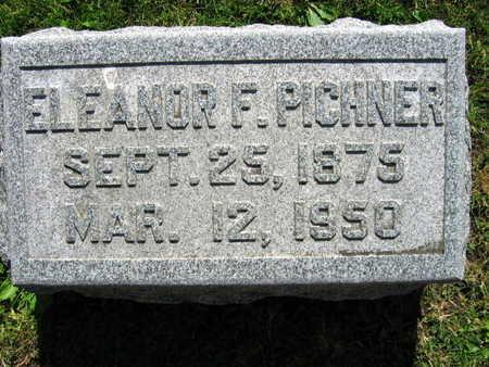 PICHNER, ELEANOR F. - Linn County, Iowa | ELEANOR F. PICHNER