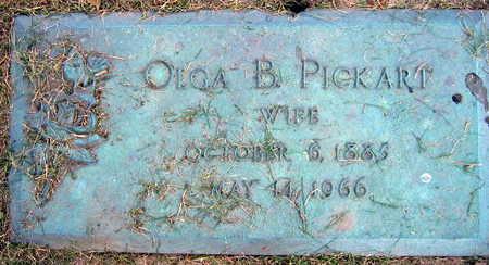 PICKART, OGLA B. - Linn County, Iowa | OGLA B. PICKART