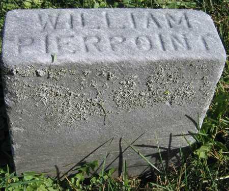 PIERPOINT, WILLIAM - Linn County, Iowa | WILLIAM PIERPOINT