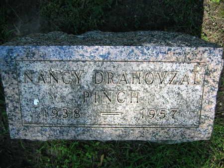 DRAHOVZAL PINCH, NANCY - Linn County, Iowa | NANCY DRAHOVZAL PINCH