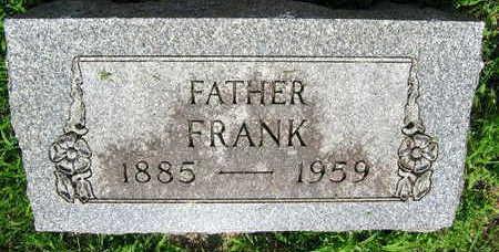 PIRKL, FRANK - Linn County, Iowa   FRANK PIRKL