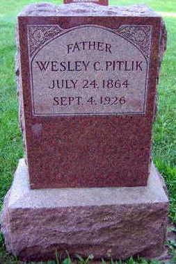 PITLIK, WESLEY C. - Linn County, Iowa | WESLEY C. PITLIK