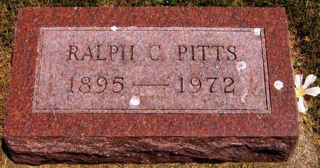 PITTS, RALPH C. - Linn County, Iowa | RALPH C. PITTS