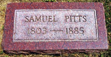 PITTS, SAMUEL - Linn County, Iowa | SAMUEL PITTS