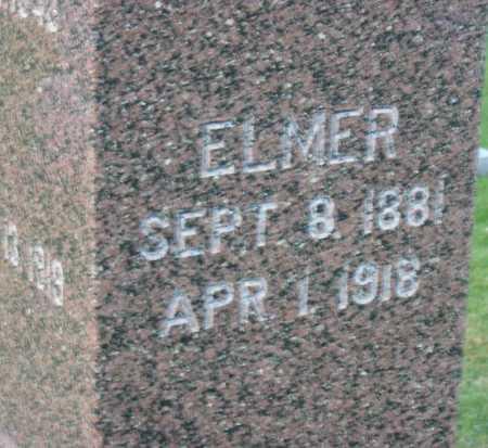 PLATTENBERGER, ELMER - Linn County, Iowa   ELMER PLATTENBERGER
