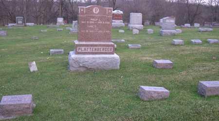 PLATTENBERGER, FAMILYFAMILY STONE - Linn County, Iowa | FAMILYFAMILY STONE PLATTENBERGER