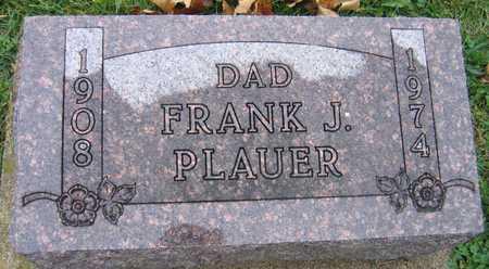 PLAUER, FRANK J. - Linn County, Iowa | FRANK J. PLAUER
