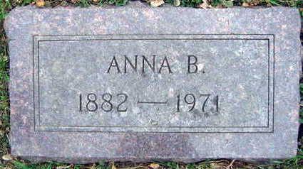 PLOTZ, ANNA B. - Linn County, Iowa | ANNA B. PLOTZ