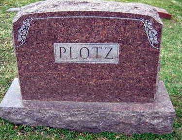 PLOTZ, FAMILY STONE - Linn County, Iowa | FAMILY STONE PLOTZ
