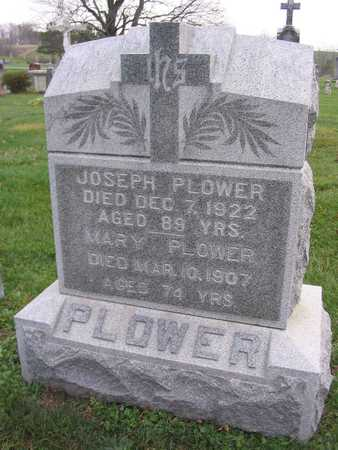 PLOWER, JOSEPH - Linn County, Iowa   JOSEPH PLOWER