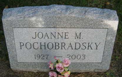 POCHOBRADSKY, JOANNE M. - Linn County, Iowa | JOANNE M. POCHOBRADSKY