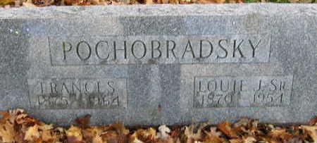POCHOBRADSKY, LOUIE J , SR - Linn County, Iowa | LOUIE J , SR POCHOBRADSKY