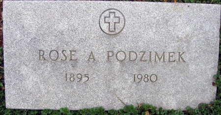 PODZIMEK, ROSE A. - Linn County, Iowa | ROSE A. PODZIMEK