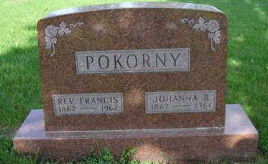 POKORNY, JOHANNA B - Linn County, Iowa | JOHANNA B POKORNY