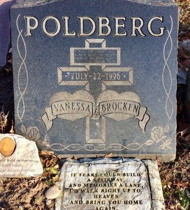 POLDBERG, BROCKEN - Linn County, Iowa | BROCKEN POLDBERG
