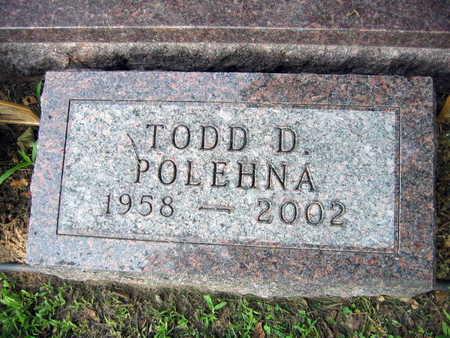 POLEHNA, TODD D. - Linn County, Iowa | TODD D. POLEHNA
