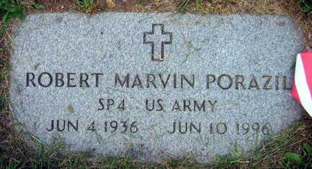 PORAZIL, ROBERT MARVIN - Linn County, Iowa | ROBERT MARVIN PORAZIL