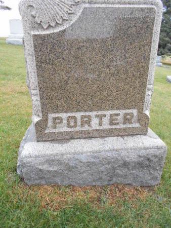 PORTER, FAMILY STONE - Linn County, Iowa | FAMILY STONE PORTER