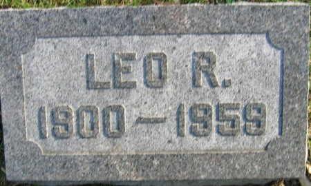 POSPISHIL, LEO R - Linn County, Iowa | LEO R POSPISHIL
