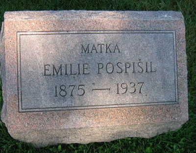POSPISIL, EMILIE - Linn County, Iowa | EMILIE POSPISIL