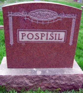 POSPISIL, FAMILY STONE - Linn County, Iowa | FAMILY STONE POSPISIL