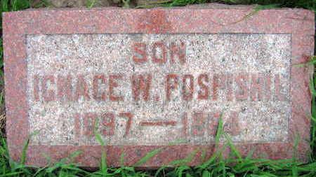 POSPISIL, IGNACE W. - Linn County, Iowa | IGNACE W. POSPISIL