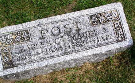 POST, CHARLES C. - Linn County, Iowa | CHARLES C. POST