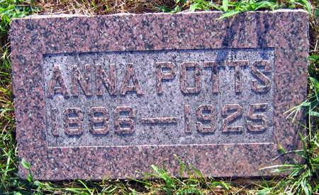 POTTS, ANNA - Linn County, Iowa | ANNA POTTS