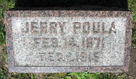 POULA, JERRY - Linn County, Iowa | JERRY POULA
