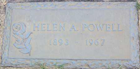 POWELL, HELEN A - Linn County, Iowa | HELEN A POWELL