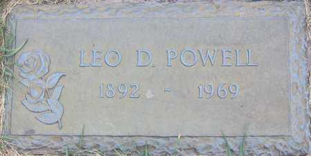 POWELL, LEO D - Linn County, Iowa | LEO D POWELL