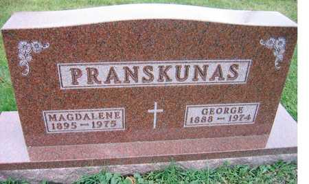 PRANSKUNAS, MAGDALENE - Linn County, Iowa | MAGDALENE PRANSKUNAS