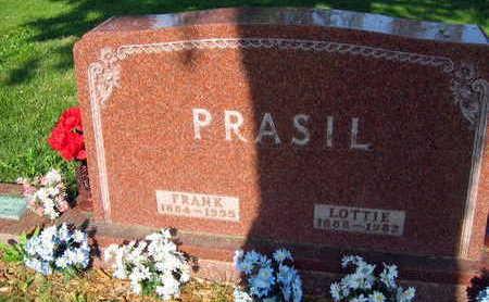 PRASIL, LOTTIE - Linn County, Iowa | LOTTIE PRASIL