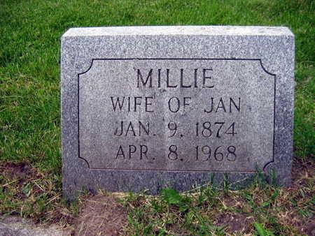 PRASIL, MILLIE - Linn County, Iowa | MILLIE PRASIL