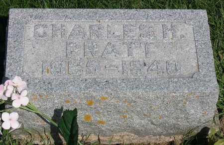 PRATT, CHARLES H. - Linn County, Iowa | CHARLES H. PRATT