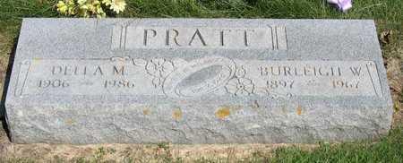 PRATT, BURLEIGH - Linn County, Iowa | BURLEIGH PRATT
